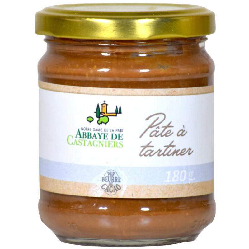 Pâte à tartiner - Abbaye de Castagniers - Divine Box