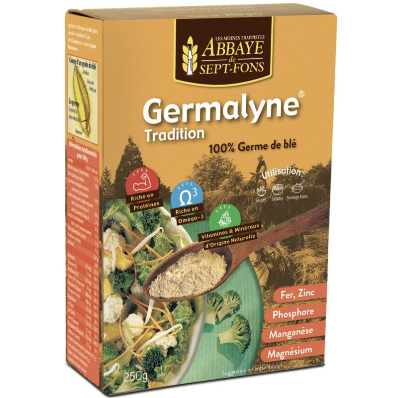 Germalyne Tradition - Abbaye Notre-Dame de Sept Fons - Divine Box