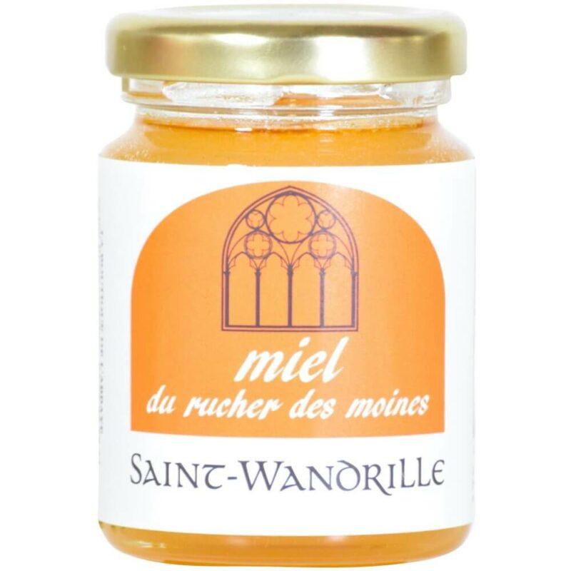 Miel du Rucher des Moines - Abbaye Saint-Wandrille de Fontenelle - Divine Box