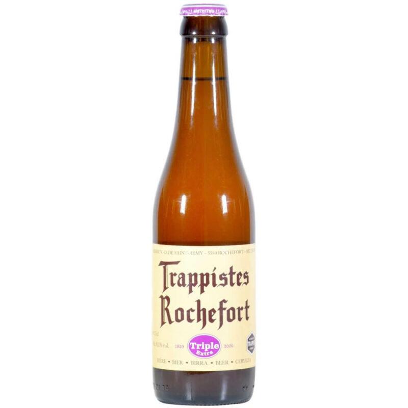 Rochefort Triple Extra – Abbaye Notre-Dame de Saint-Rémy de Rochefort - Divine Box