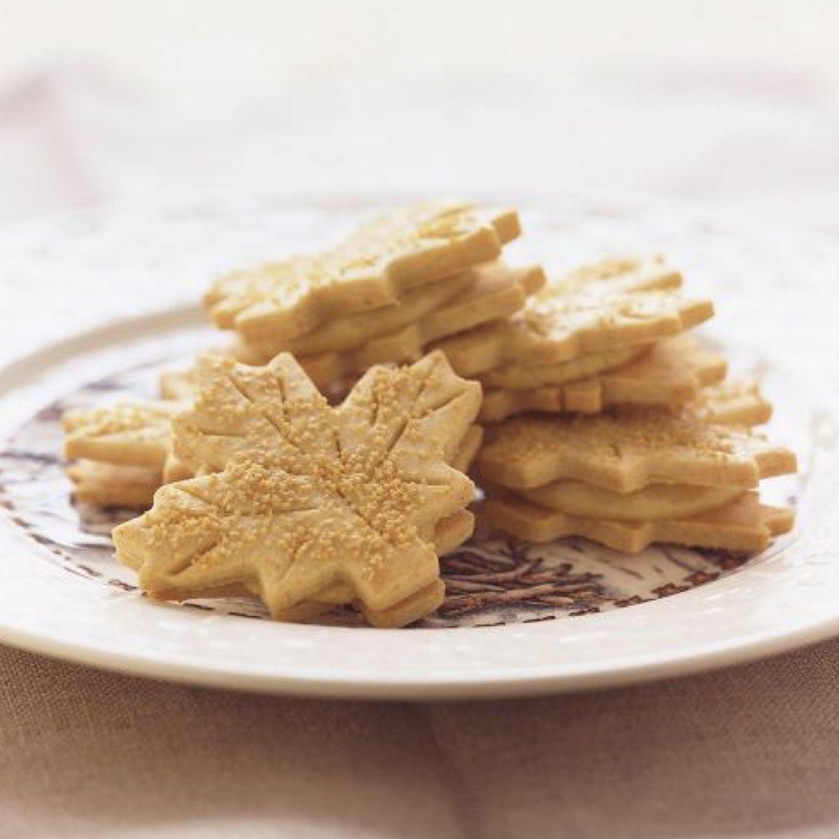 biscuits érable - abbaye de sept fons - divine box