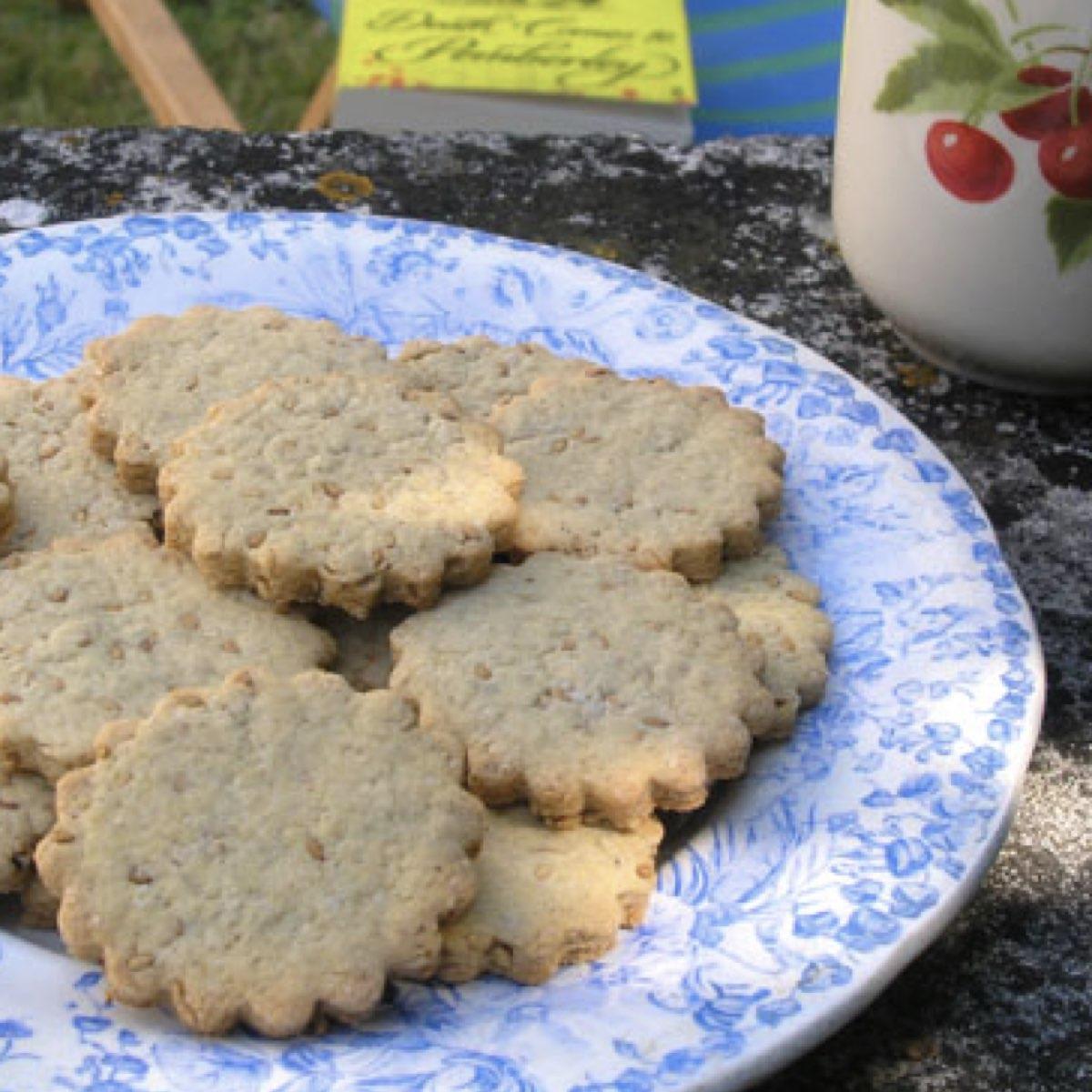 biscuits secs - abbaye de sept fons - divine box