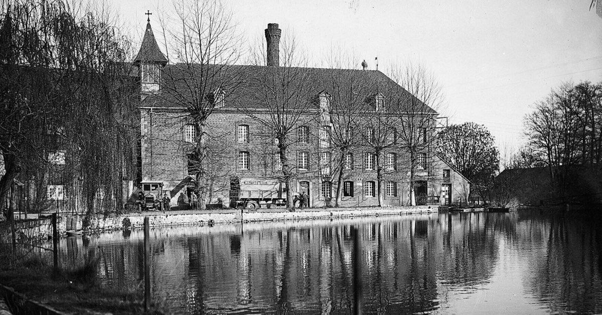 moulin trappe - abbaye de sept fons - divine box
