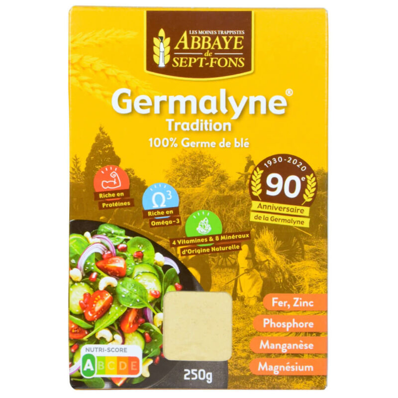 Germalyne Tradition - Abbaye de Sept-Fons - Divine Box