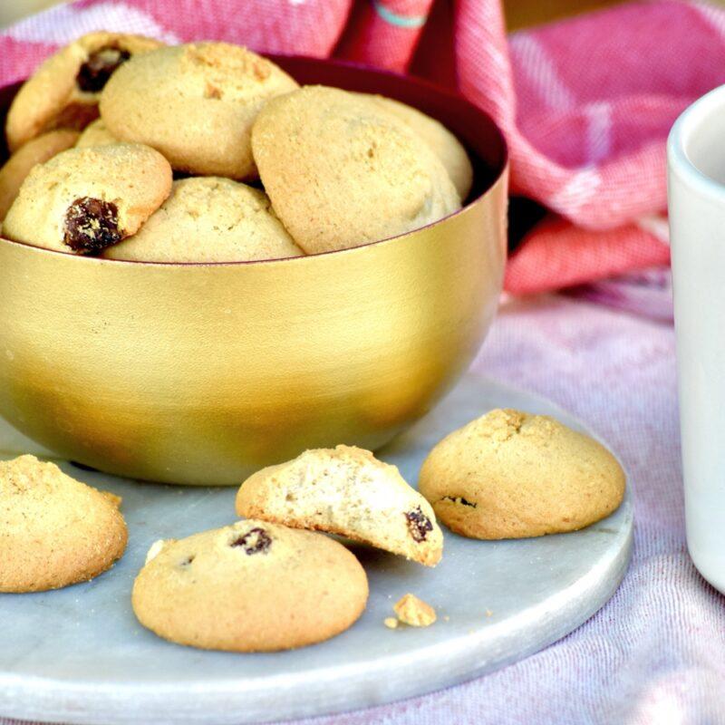 Biscuits aux raisins secs-Sainte Madeleine du Barroux -Divine Box