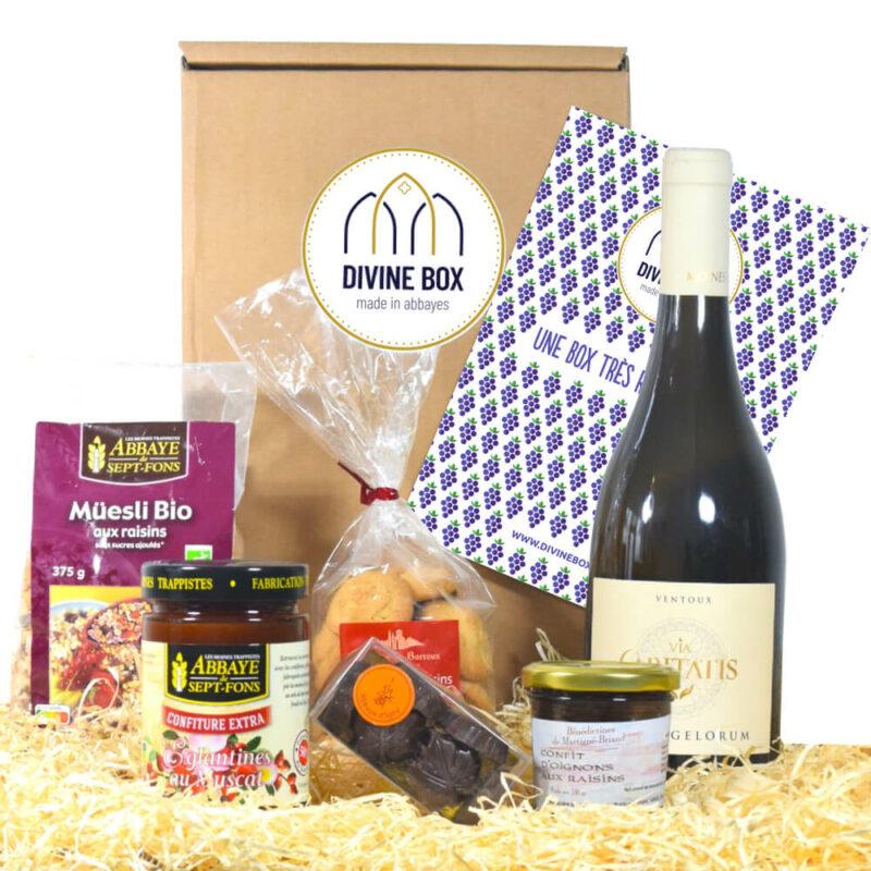 Box de septembre raisin-nable- Divine Box