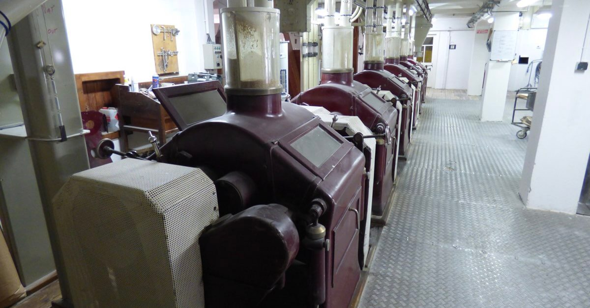 Les machines du moulin -Abbaye d'Oelenberg-Divine Box